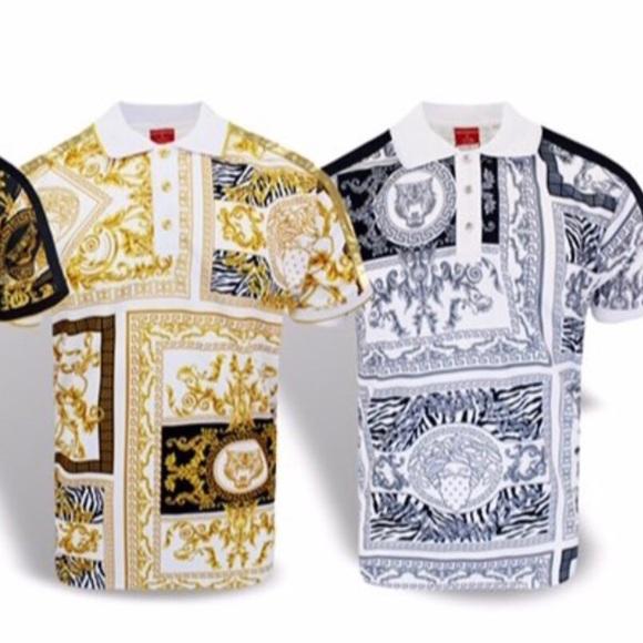 Men's Designer Polo Shirts